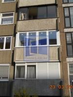 Ablakcsere Külső Erkély Beépítés Ytongozás7