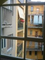 Budapest 2. Kerület, Tizedes u. 5. alatti lépcsőházi nyílàszáró cseréje
